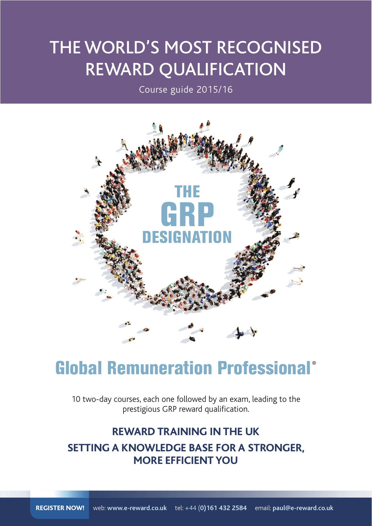 GRP brochure 2015/16