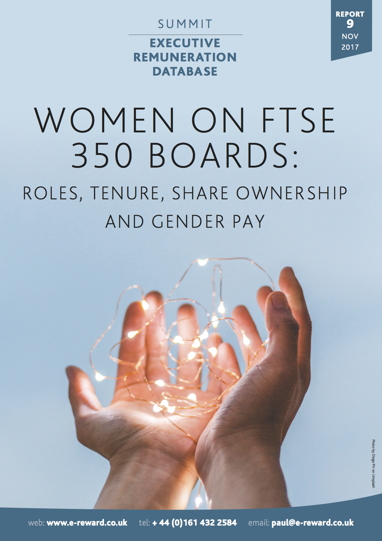 Women on FTSE 350 Boards