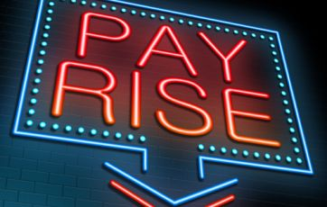 2.5% pay award is new norm